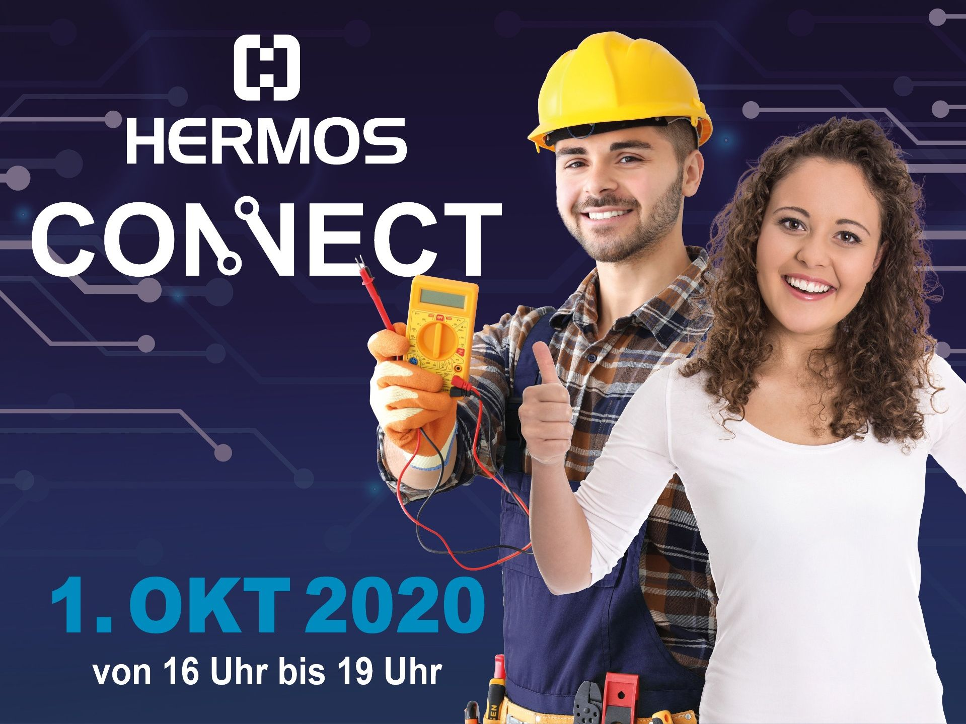 HERMOS CONNECT - Der virtuelle Azubi-Day